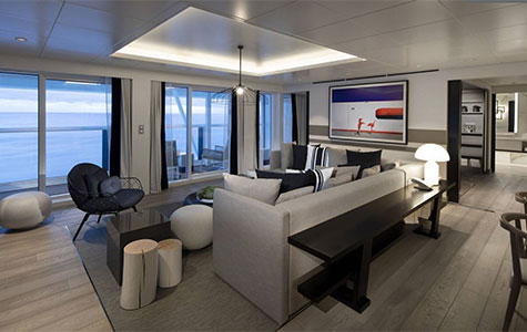 Celebrity Edge Series Penthouse Suite