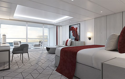 Sky Suite with Veranda