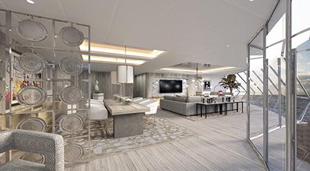 Iconic Suite with Veranda