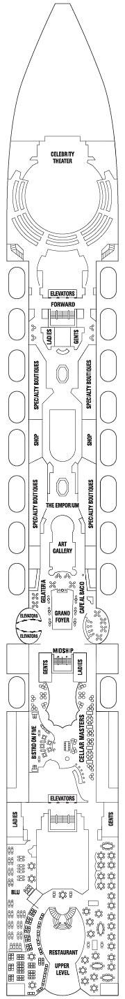 Deck 5 - Entertainment Deck