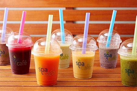 Spa Cafe