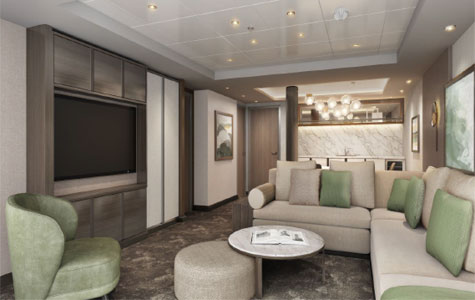 Royal Suite with Veranda