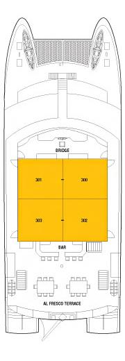 Deck 3 - Upper Deck