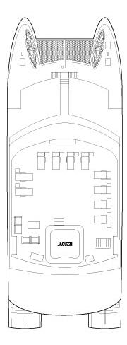 Deck 4 - Sun Deck