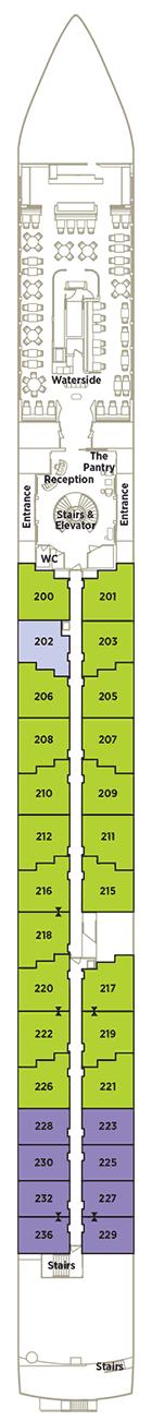 Deck 2 - Seahorse Deck