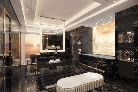 Regent Suite Spa on Seven Seas Splendor