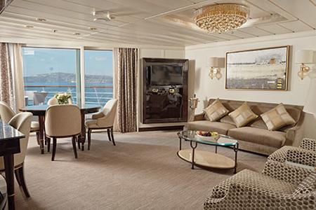 Seven Seas Suite - Forward